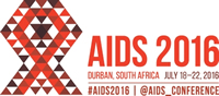 AIDS 2016 - Durban, Sounthy Africa - July 18-22, 2016 - www.aids2016.org
