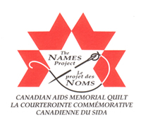 The NAMES Project Canada - The Canadian AIDS Memorial Quilt - www.quilt.ca