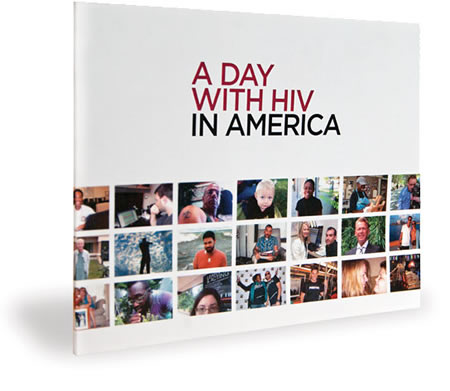 A Day With HIV in America Photo Book - TPAN.com