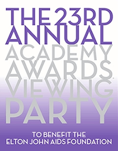 Poster: THE 23RD ANNUAL ACADEMY AWARDS VIEWING PARTY - newyork.ejaf.org