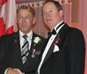 Bradford McIntyre awarded the Queen Elizabeth II Diamond Jubilee Medal for excellence in the field of HIV/AIDS in Canada.