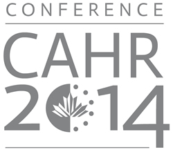 23nd Annual Canadian Conference on HIV/AIDS Research - CAHR 2013 - www.cahr-acrv.ca