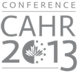 22nd Annual Canadian Conference on HIV/AIDS Research - CAHR 2013 - www.cahr-acrv.ca