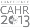 The 22nd Annual Canadian Conference on HIV/AIDS Research - CAHR 2013 - www.cahr-acrv.ca