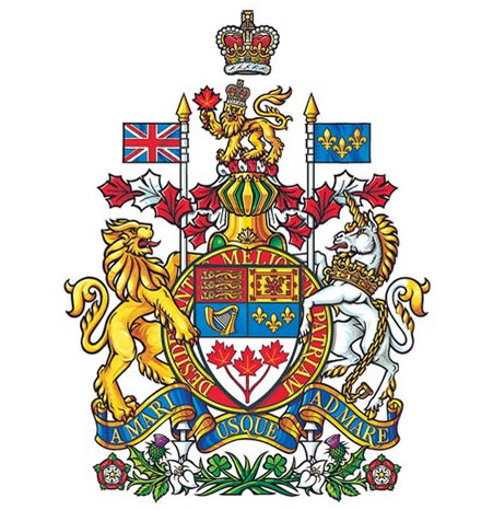 Canada Coat Of Arms - pm.gc.ca/eng