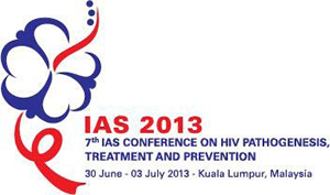 7th IAS Conference on HIV Pathogenesis, Treatment and Prevention (IAS 2013) - www.ias2013.org