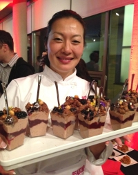 Beaucoup Bakery owner and pastry chef Jackie Kai Ellis will provide one of several desserts at the Scotiabank Passions gala. Photo Credit MICHELLE DA SILVA