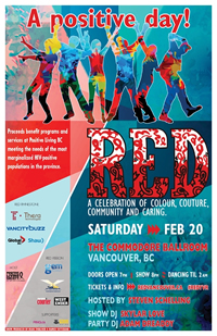 RED: A celebration of colour, couture, community, and caring