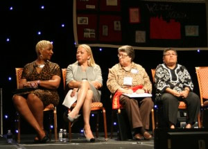 Women's Panel at USCA - Photo credit: Ben Carter/NMAC