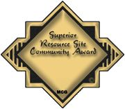 Superior Resource Site Community Award - Miller Communications Group