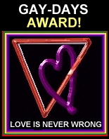 Gay-days Award! Love Is Never Wrong